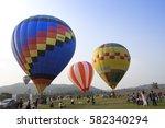 chiang rai  thailand   february ... | Shutterstock . vector #582340294