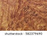 Small photo of Afzelia wood burl striped