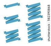 vector illustration of set of... | Shutterstock .eps vector #582390868