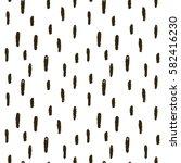 memphis doodle pattern  made... | Shutterstock . vector #582416230