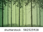 background seamless horizontal... | Shutterstock .eps vector #582525928