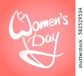 "art lettering ""women's day""... 