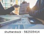 business concept. business... | Shutterstock . vector #582535414