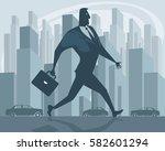 vector illustration of a... | Shutterstock .eps vector #582601294