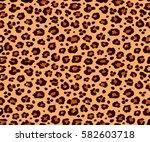 Background Texture Leopard...