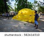 phuket  thailand   jun 19  2016.... | Shutterstock . vector #582616510
