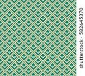 fashion seamless tile vector...   Shutterstock .eps vector #582645370