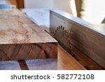 format cutting machine before...   Shutterstock . vector #582772108