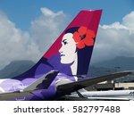 Honolulu Airport  Hawaii   Nov...