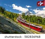 Swiss Beauty  Rack Railway...