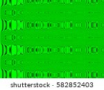abstract green background with... | Shutterstock . vector #582852403