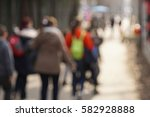 out of focus  blurred ... | Shutterstock . vector #582928888