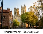 York Minster Cathedral In...
