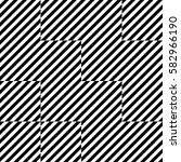 vector seamless pattern.... | Shutterstock .eps vector #582966190