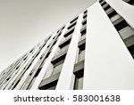 warsaw  poland. 12 february... | Shutterstock . vector #583001638