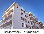 warsaw  poland. 15 february... | Shutterstock . vector #583055824