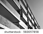 warsaw  poland. 15 february... | Shutterstock . vector #583057858