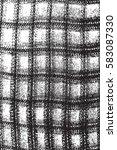 distress overlay texture. empty ... | Shutterstock .eps vector #583087330