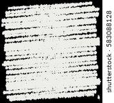 distress black crayon texture.... | Shutterstock .eps vector #583088128