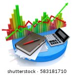 accounting   business... | Shutterstock . vector #583181710
