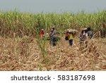 december  2009. workers... | Shutterstock . vector #583187698