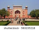 Agra  India January 31 ...