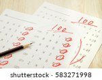 educational concepts  math... | Shutterstock . vector #583271998