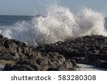 Spectacular Backwash From The ...