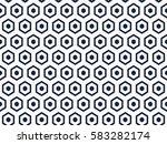 vector seamless pattern. modern ... | Shutterstock .eps vector #583282174