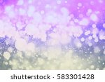 colorful crowd on concert disco ...   Shutterstock . vector #583301428