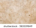 hand made recycle paper texture ... | Shutterstock . vector #583339849