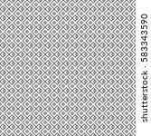 art deco seamless pattern.... | Shutterstock .eps vector #583343590