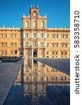 palazzo ducale | Shutterstock . vector #583358710