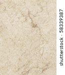 beige marble texture background ... | Shutterstock . vector #58339387