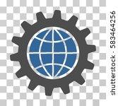 global options vector... | Shutterstock .eps vector #583464256