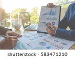 business concept. business... | Shutterstock . vector #583471210