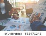 business concept. business... | Shutterstock . vector #583471243