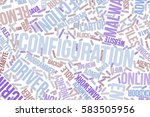 configuration  it  information... | Shutterstock . vector #583505956