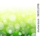 abstract bokeh effect on light... | Shutterstock .eps vector #583511998