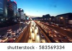 speed motion abstract... | Shutterstock . vector #583569334