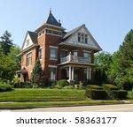 Grand Stick Style House