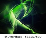 abstract background element.... | Shutterstock . vector #583667530