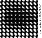 halftone texture. gradient... | Shutterstock .eps vector #583688248