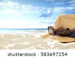 Summer Time And Background Of...