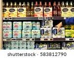 flanders  belgium   october 20  ... | Shutterstock . vector #583812790