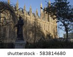 Palace Of Westminster Is The...
