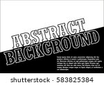 abstract background with a...