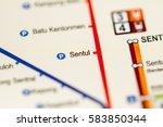 sentul station. kuala lumpur... | Shutterstock . vector #583850344