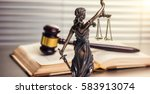 legal office of lawyers legal... | Shutterstock . vector #583913074