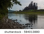 An Abandoned Steel Factory Is...